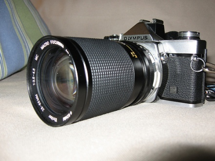 28-85mm front view