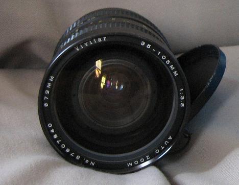 Vivitar35-105mm