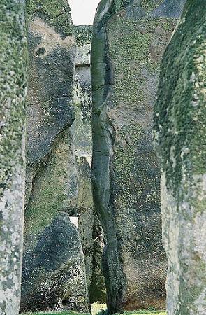 Stonehenge upclose