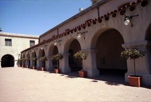 Plaza of Balboa